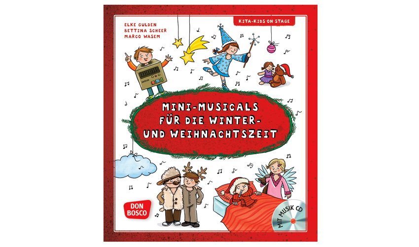 Mini-Musicals Weihnachten_Don Bosco