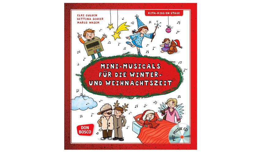 Mini-Musicals Weihnachten_Don Bosco