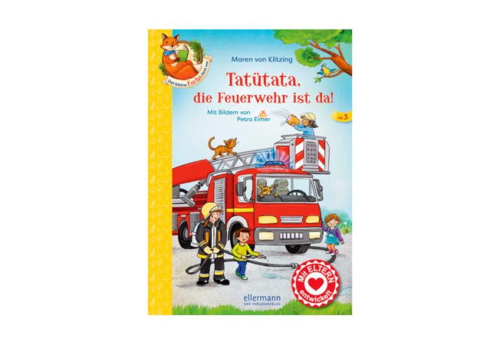 Tatütata, die Feuerwehr ist da (Cover)